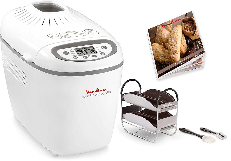 Le Moulinex OW610110 est pour nous un super outil de cusine pour cusinier un pain pour toute la famille