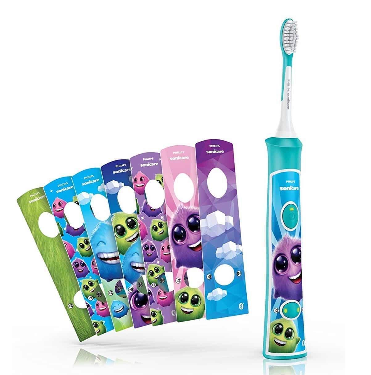Philips Sonicare Kids : parfait pour une brosse à dent électrique pour enfnat