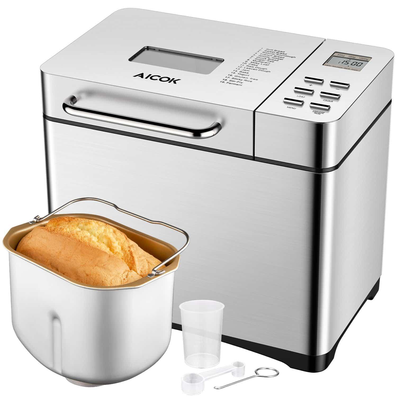 Chez nous, on a adoré cette machine à pain, très facile à utiliser