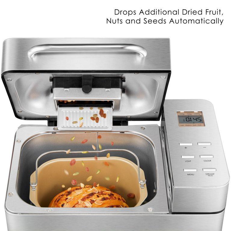 La machine à pain en inox pas cher est vraiment top