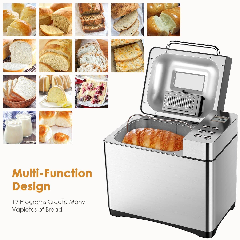 comparer les machines à pain, pas façile hein ? et bah on l'a fait !