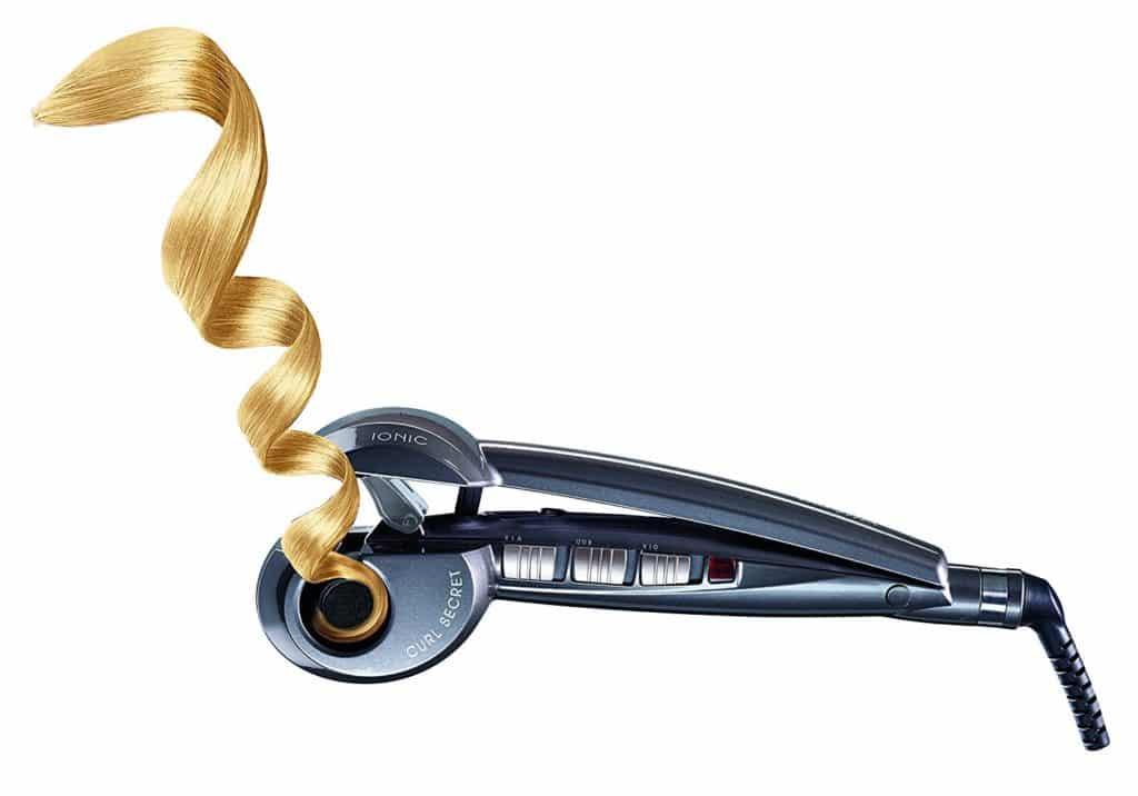 Le babyliss C1200E est un excellent boucleur curl ionique, il est d'ailleur recommandé par Amazon