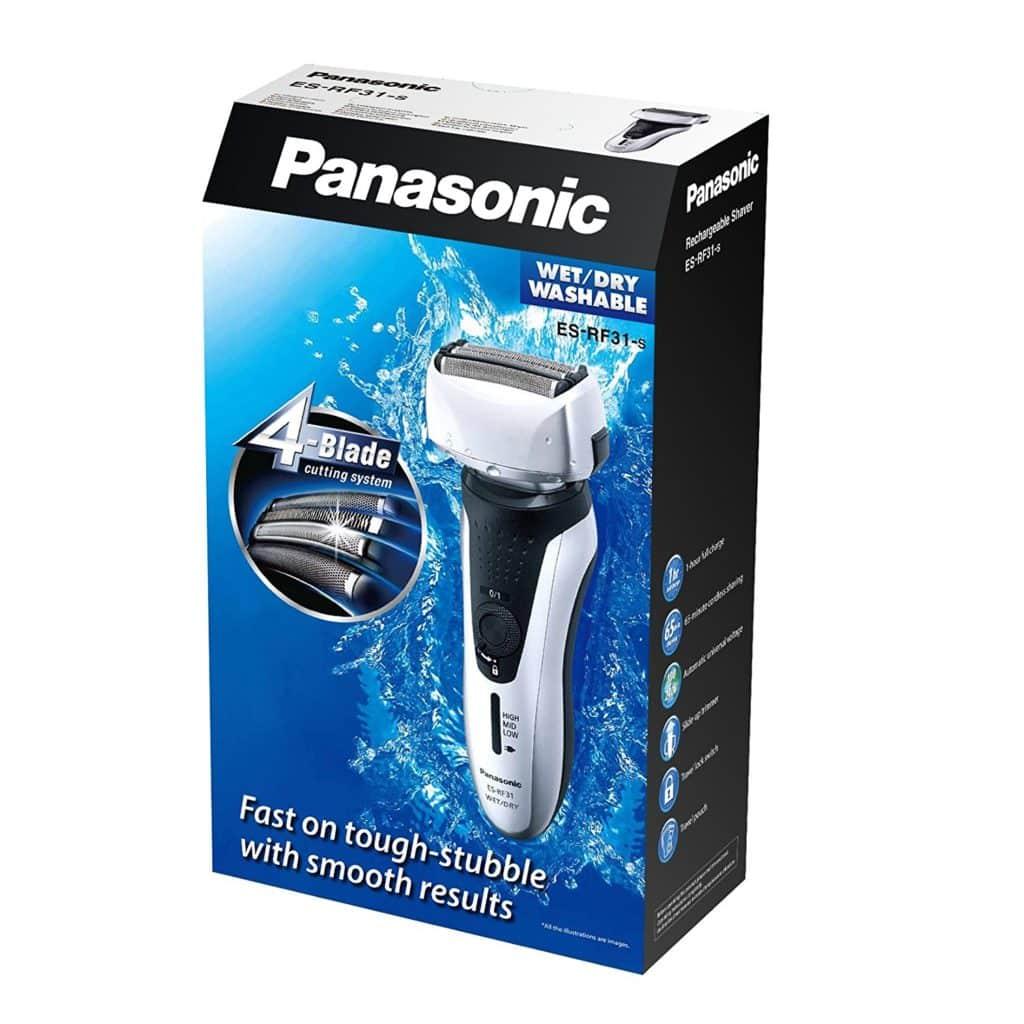 Panasonic ES-RF31-S503 : le prix du meilleur rapport qualité/prix !