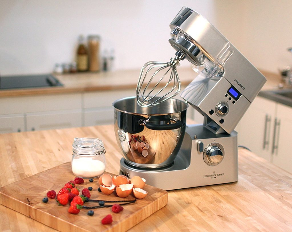 Robot Kitchen Grand Chef Kenwood - Kitchen Appliances Tips And Review