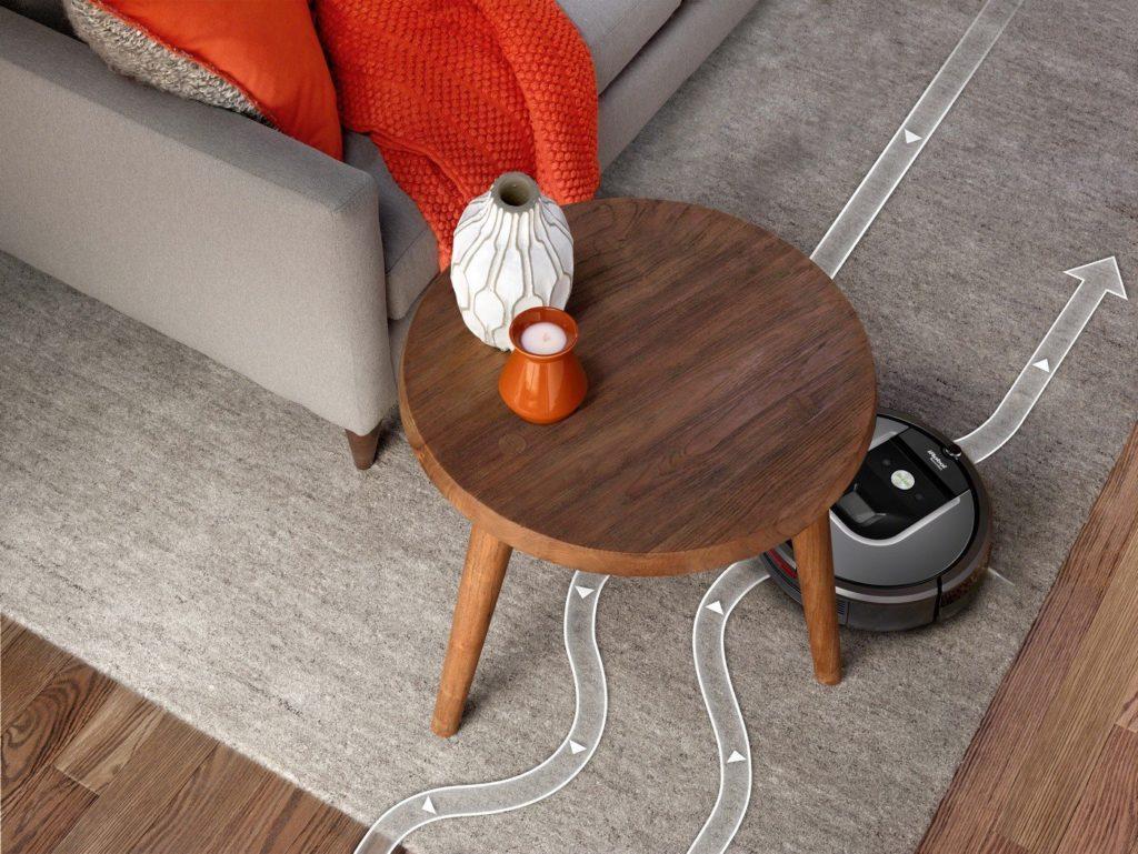 Le iRobot Roomba 980 est tout simplement l'un des meilleurs aspirateur robot pour la maison