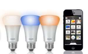 L'ampoule connectée Philips Hue