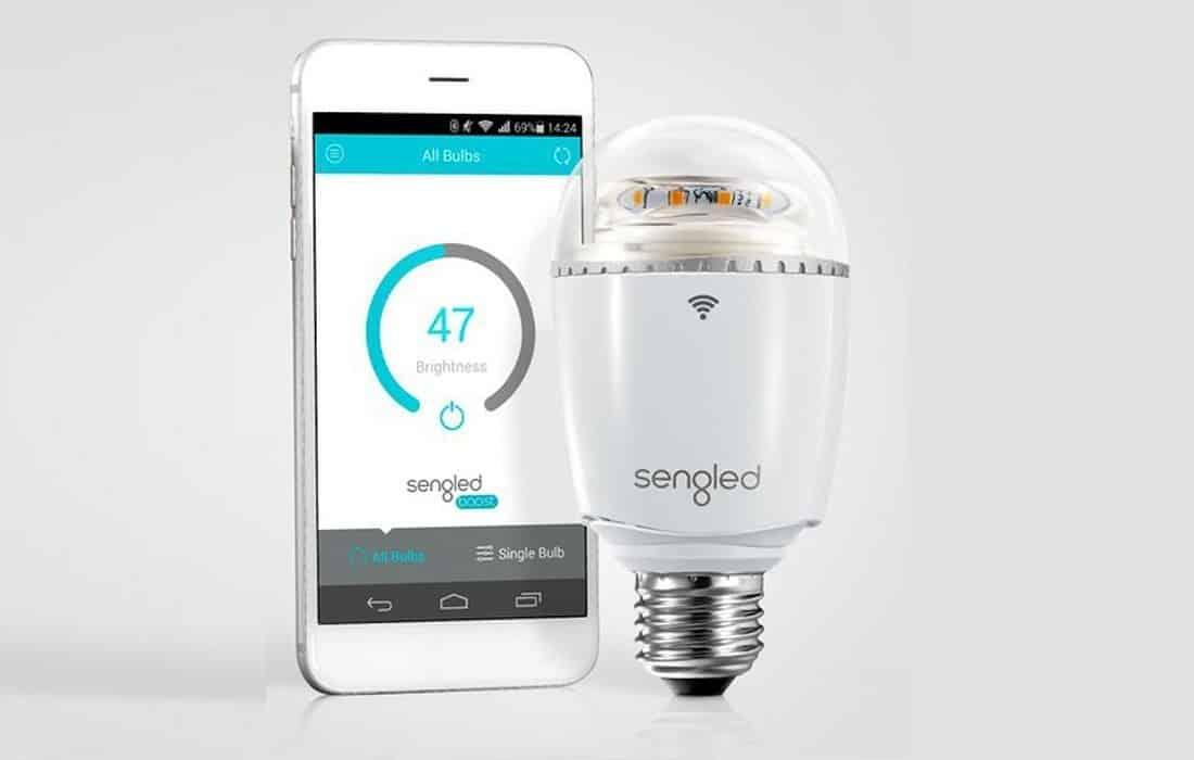 L'ampoule connectée Sengled Sen-Pulse-Solo E27