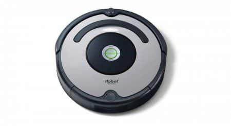 L'aspirateur robot iRobot Roomba 615