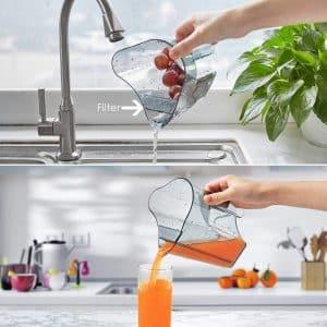 Aicok fait partie des meilleurs Extracteurs de jus de fruits et légumes