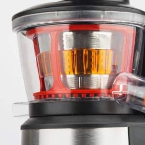 H.Koenig GSX12, un extracteur de jus simple mais efficace