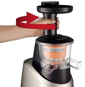 Moulinex Infiny Juice ZU255B10 est l'extracteur de jus par excellence