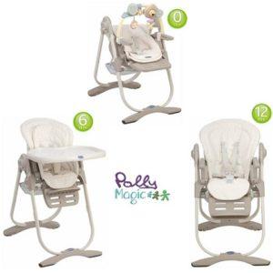 Chaise haute pour bébé : Guide d'achat, Classement et Tests en 2018
