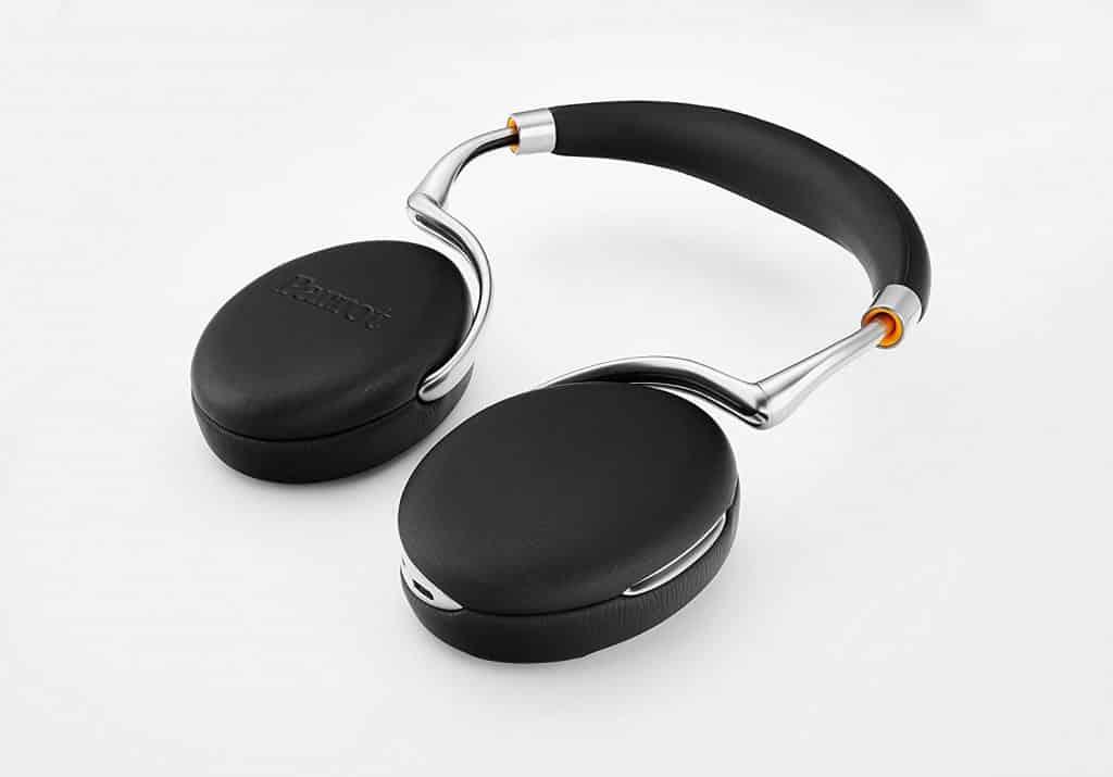 Parrot Zik 3 by Starck Casque audio Bluetooth vous permet de profiter de votre musique à fond