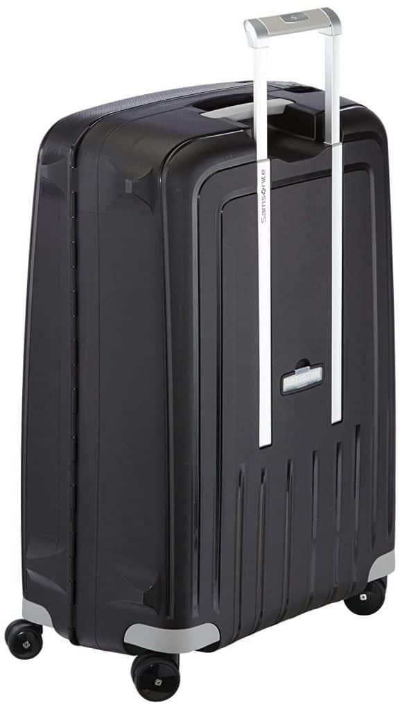 La Samsonite Valise S'cure Spinner est une excellente valise rigide