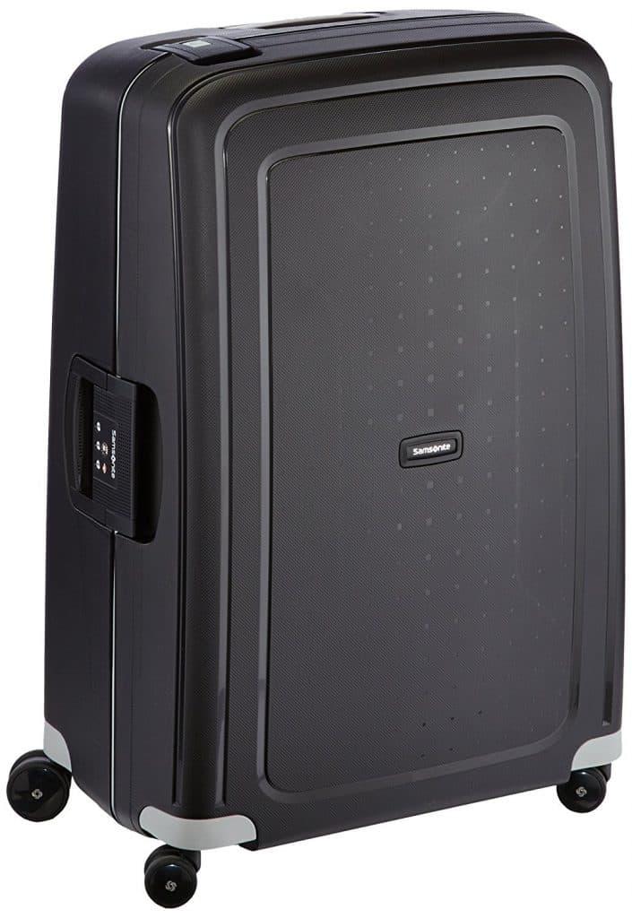 Cette valise rigide en séduit plus d'un