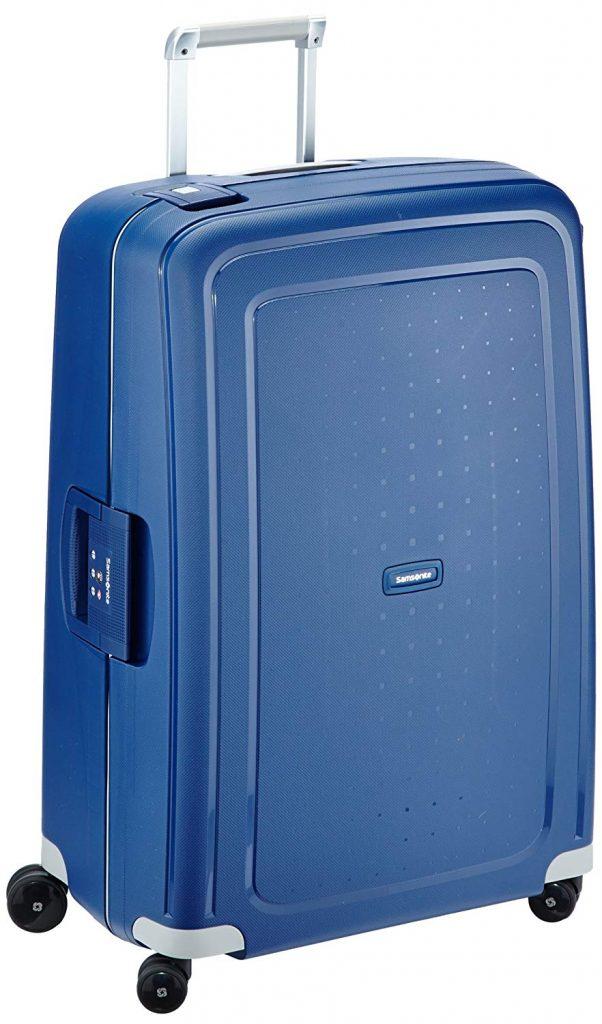 La valise samsonite, meilleure valise rigide ?