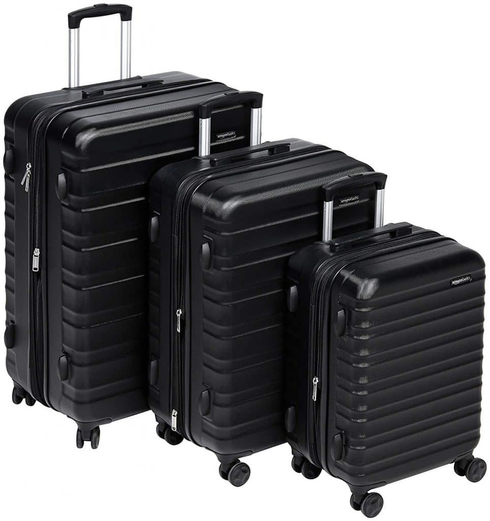 La valise rigide est une excellente option pour voyager sans encombre