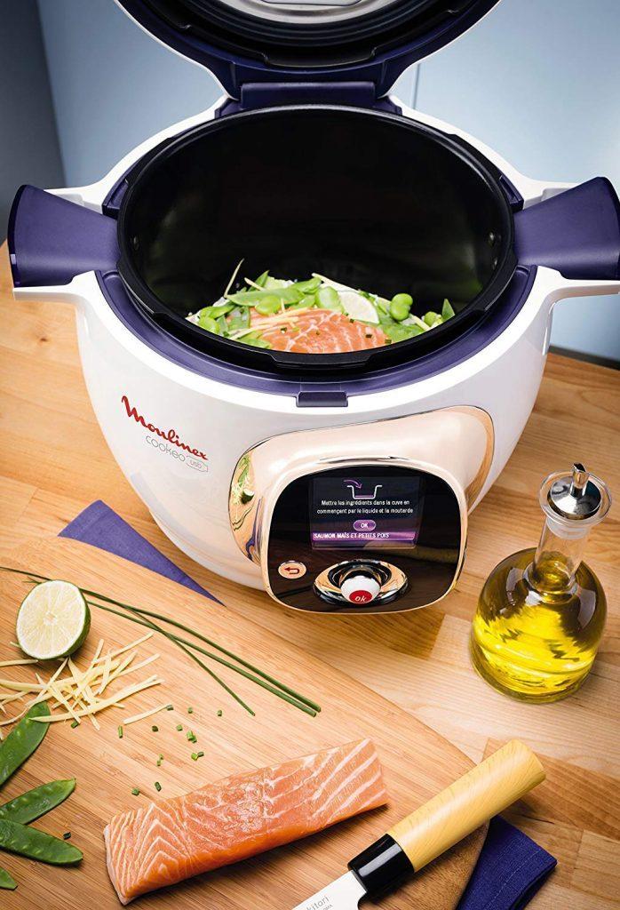 Ce robot de cuisine peut vous aider à parfaire vos recettes