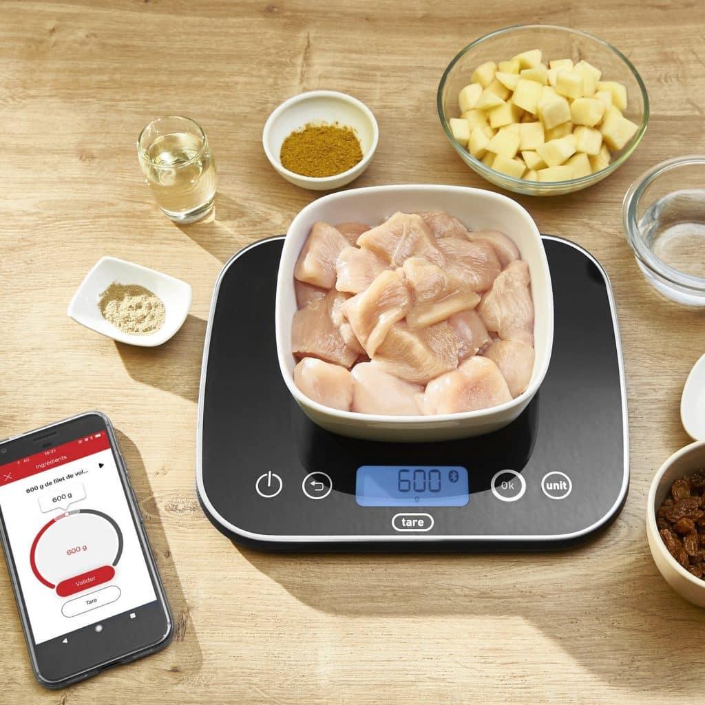 Le Moulinex CE856800 Multicuiseur Connecté avec Balance Cookeo, une vraie petite merveille pour une cuisine moderne