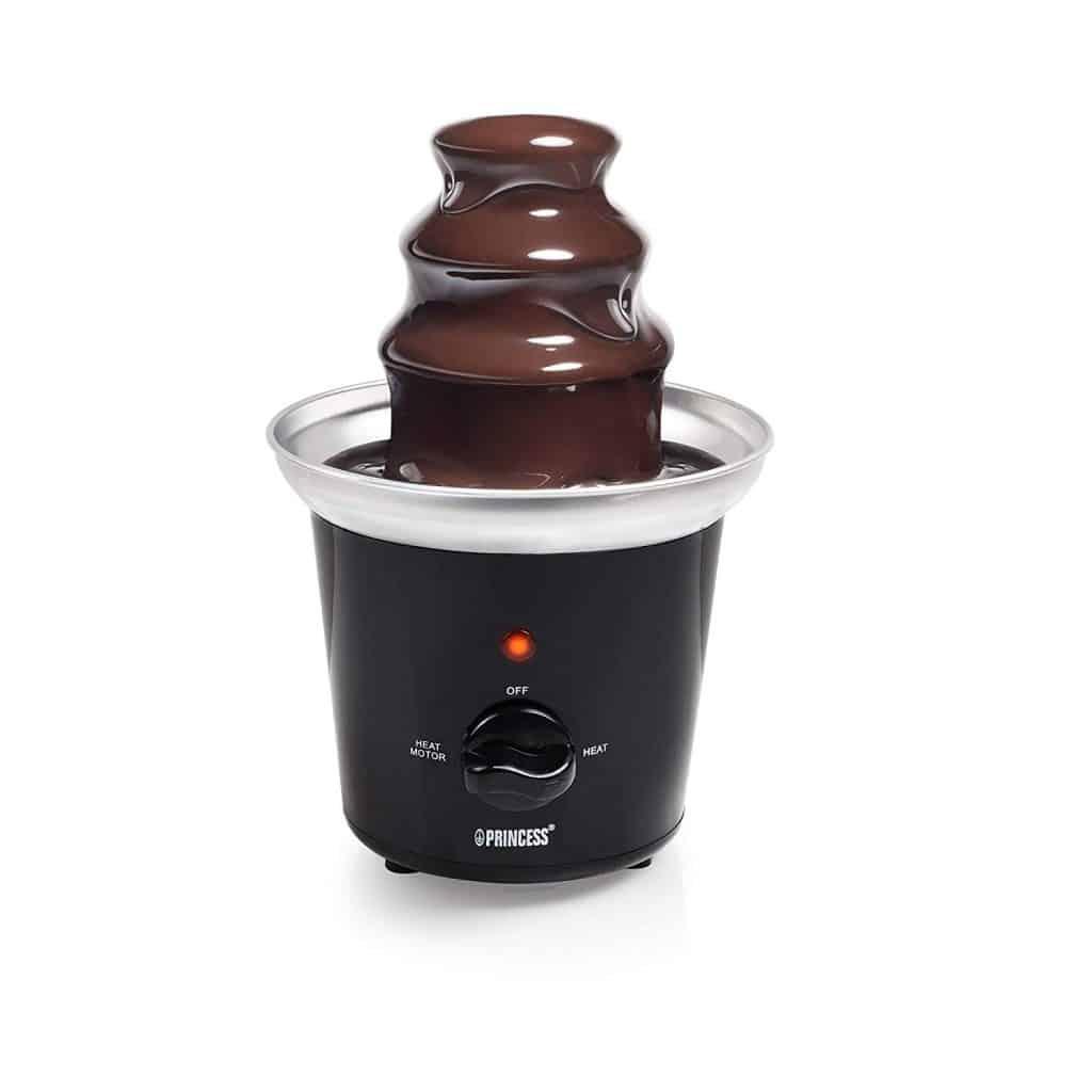 Princess 292994, une fontaine à chocolat à la portée de tous