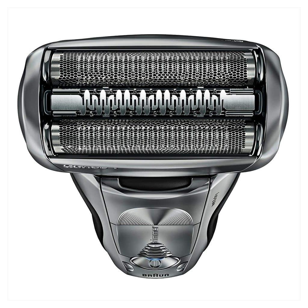 Rasoir électrique Braun Séries 7 7899cc : un concentré de technologie pour un rasage parfait