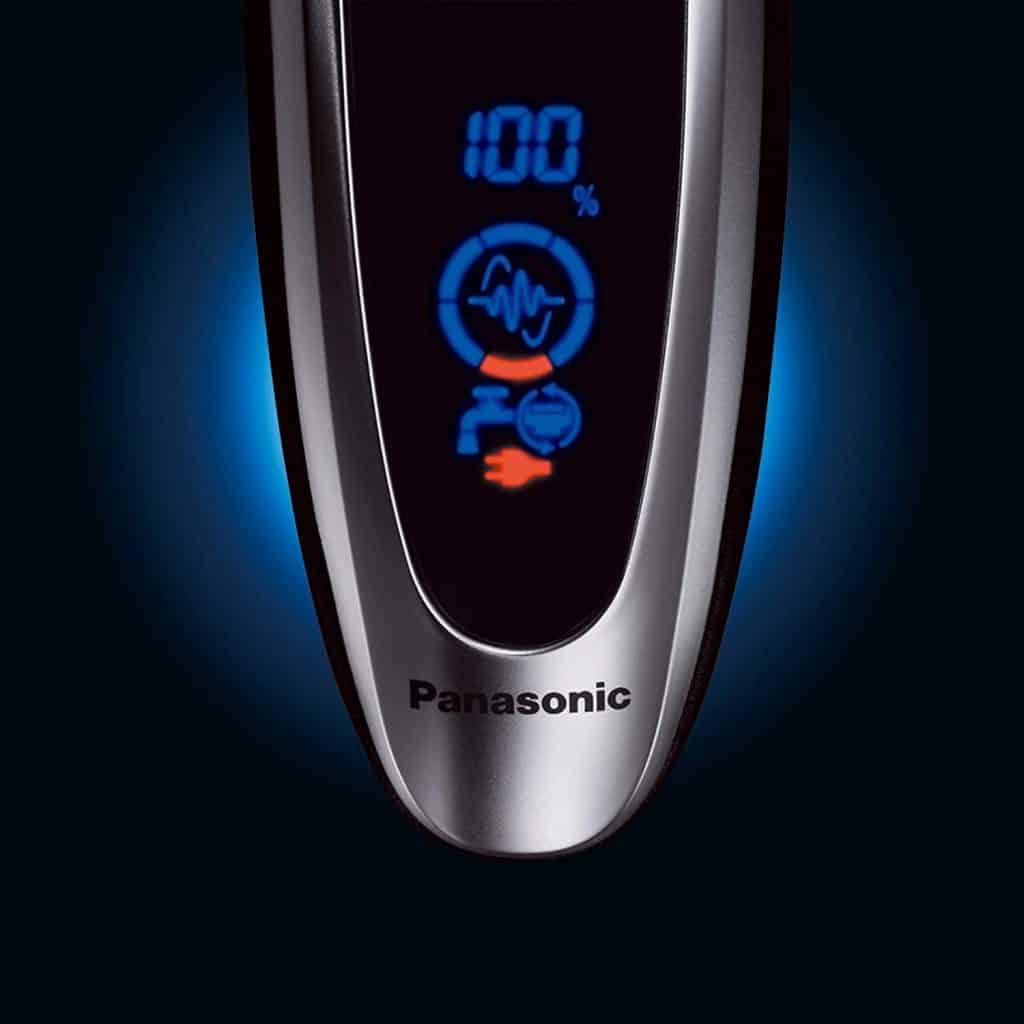 Panasonic ES-LV65-S803 : un rasoir électrique technologiquement avancé