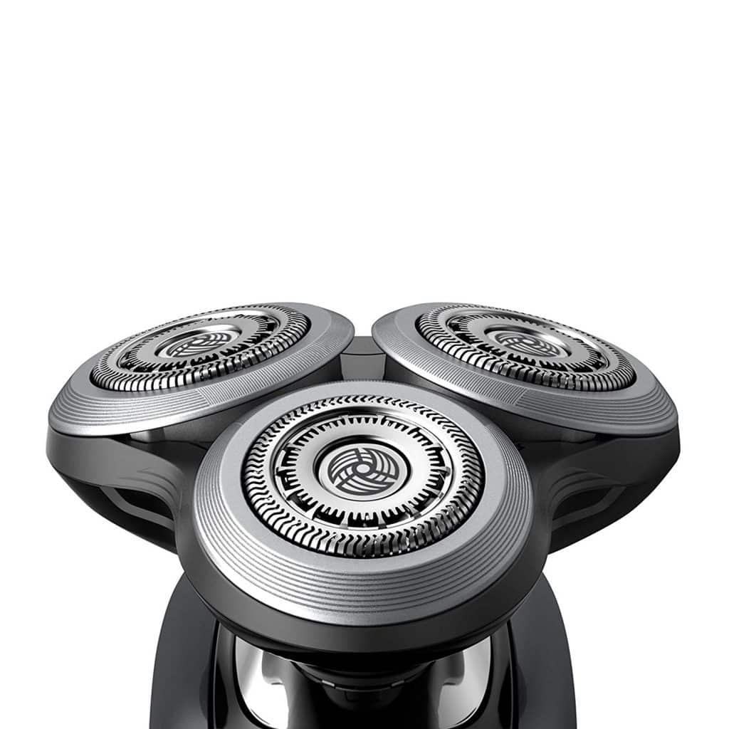 Lames V-Track Precision Pro, inclinaison dans 8 directions, 3 modes de rasage, SmartClean