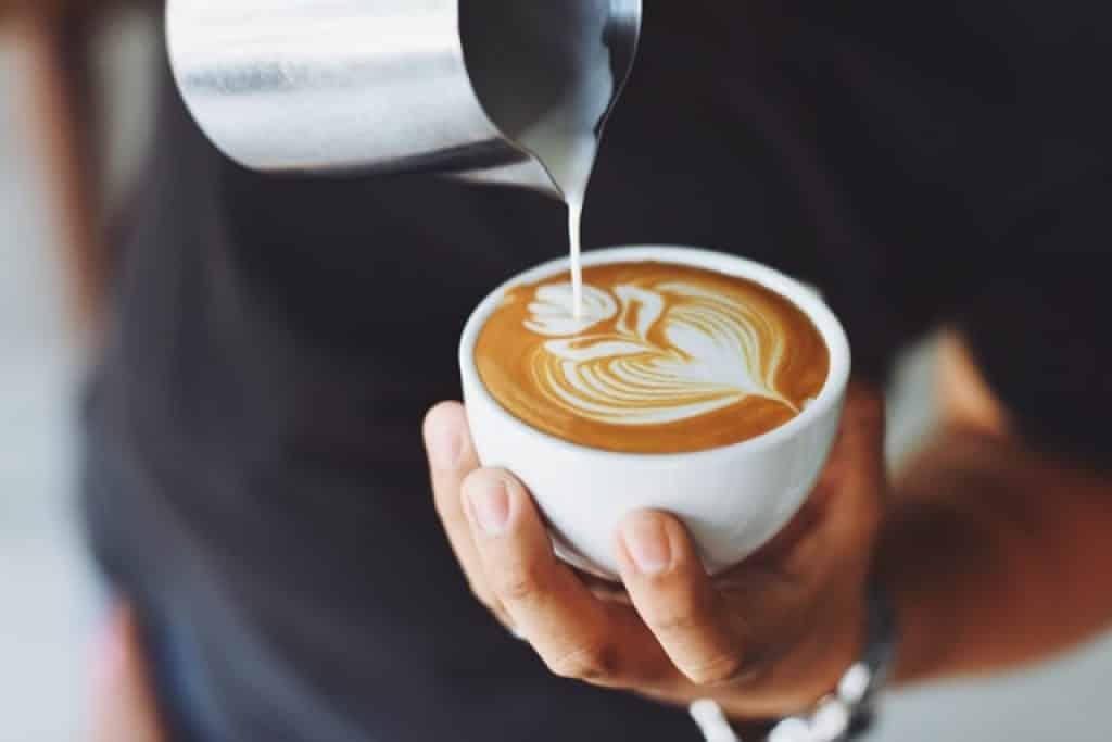 Quoi de meilleur qu'un bon cappucinno lorsqu'on commence sa journée ?