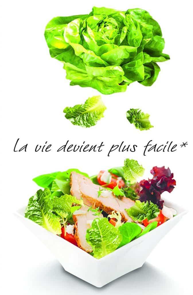 Trouvez la meilleure essoreuse à salade avec notre comparatif