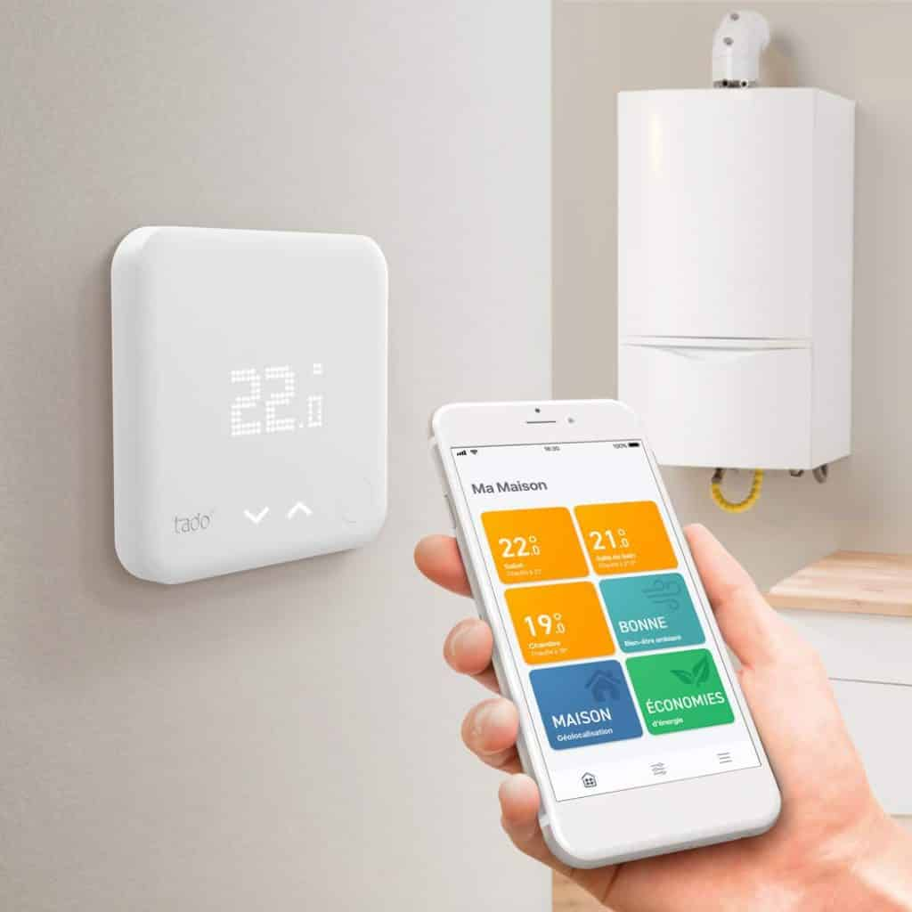 Pendant notre comparatif thermostat connectée le Tado est passé au crible, réponse dans notre article