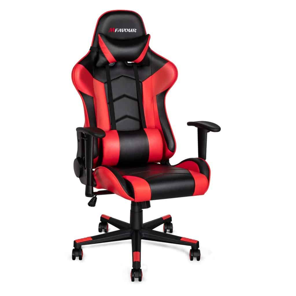 Test chaise gaming Mfavour