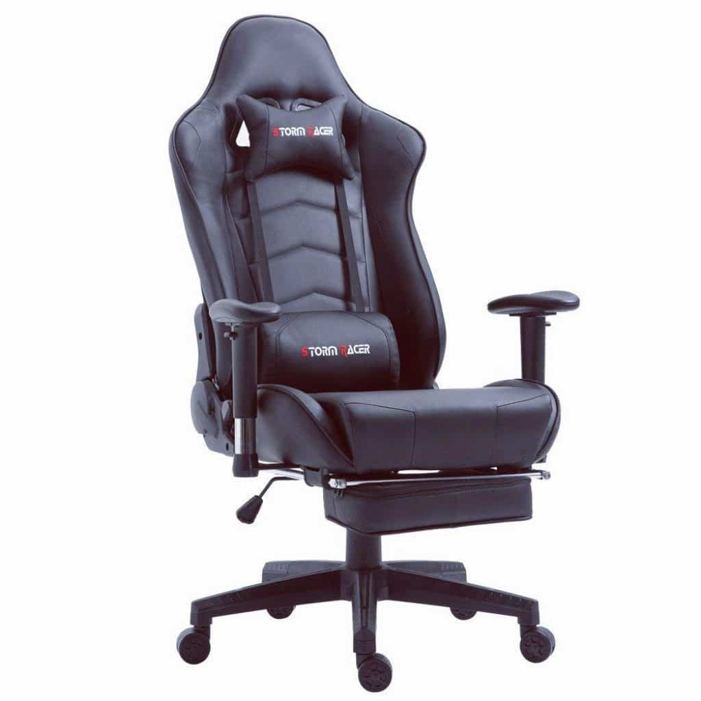 Test chaise gaming Storm Racer