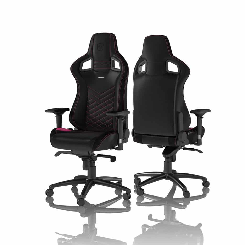 Test chaise gaming Noblechairs EPIC