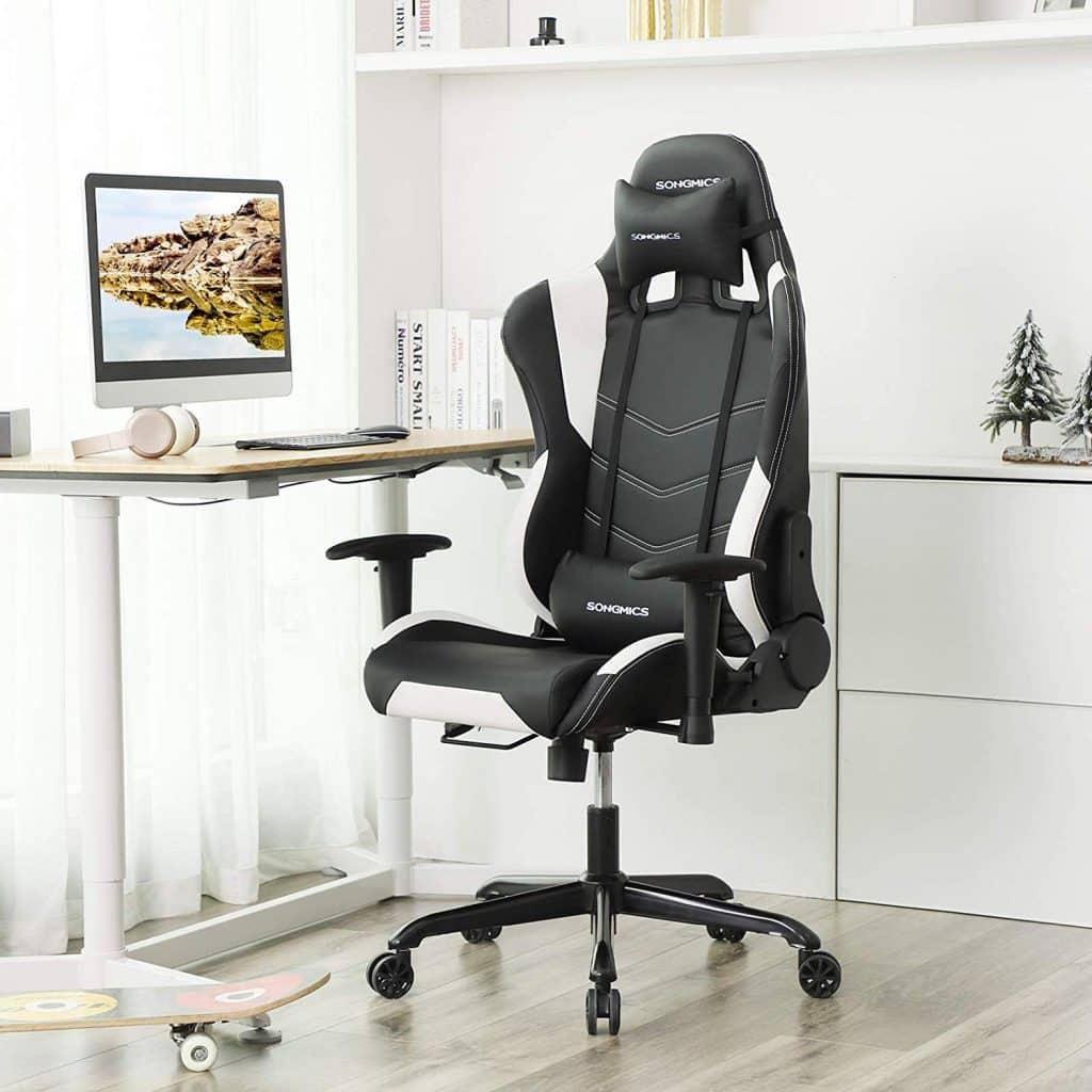 Notre comparatif en ligne vous permet de trouver la meilleure chaise gamer.