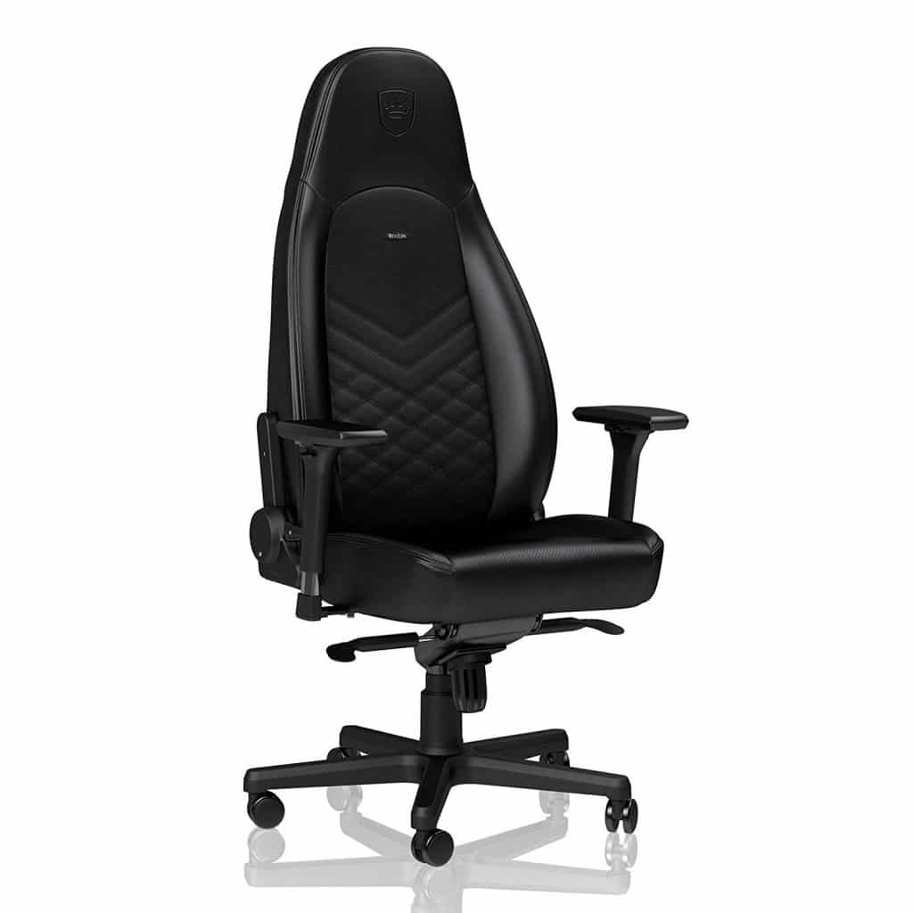 Test chaise gaming Noblechairs ICON