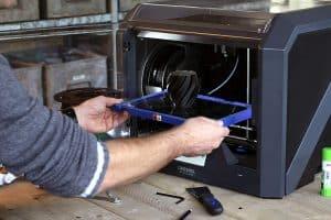 La Dremel 3D45 à calibration semi-automatique ne fonctionne pas avec une poudre de polyamide