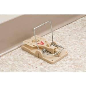 Victor piège à rats Powerkill est un dispositif de lutte contre les rats qui allie propreté et efficacité