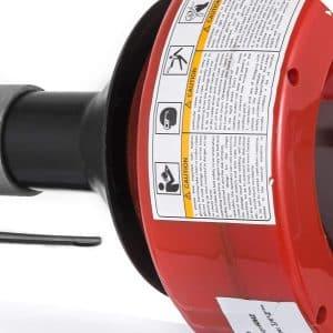 Le Chrisun Drain Cleaning Machine permet de déboucher comme il faut la canalisation du lavabo, de la baignoire ou de votre WC