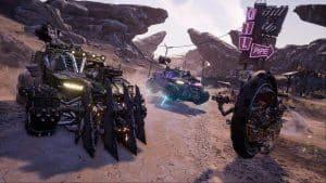 Le style et l'aspect du jeu PS4 Borderlands 3 sont très similaires à ceux des épisodes précédents