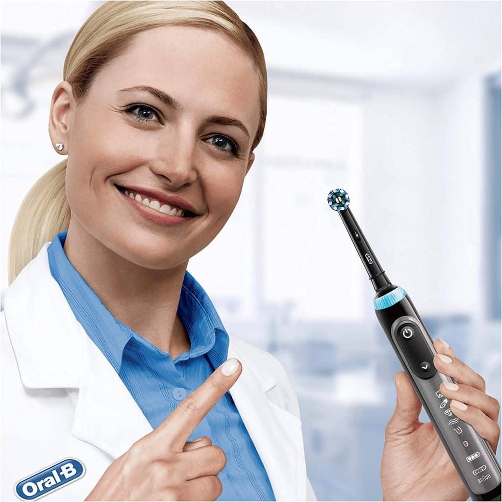 Notre test de la brosse à dents Oral-B Genius X 20000, Édition de Luxe de Braun