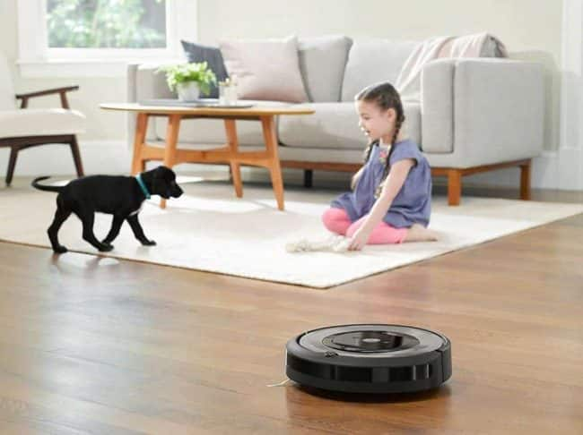 Test du iRobot Roomba e5154