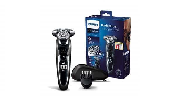 rasoir électrique Philips S9721/41 Series 9000