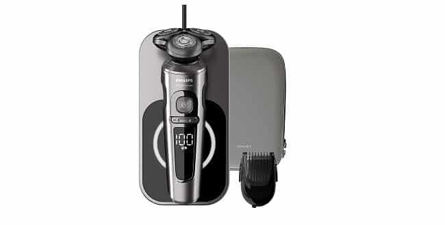rasoir électrique Philips S9860/20 série 9000 Prestige