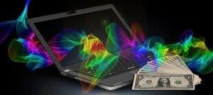 La banque virtuelle, plus rapide