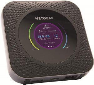 comparatif meilleurs routeurs 4G Netgear Nighthawk M1