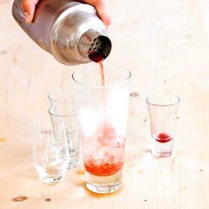 kit à cocktail Camking Shaker à cocktail professionnel