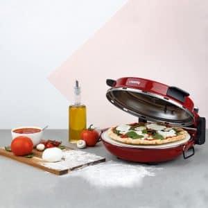 Présentation et avis du Four à Pizza électrique H.Koenig Professionnel NAPL350.