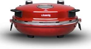 Four à Pizza électrique H.Koenig Professionnel NAPL350 présentation