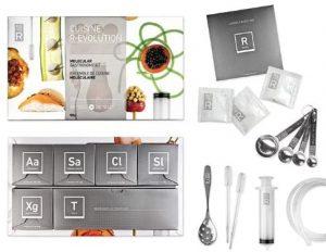 kit à cocktail Kit Coffret Cuisine Moléculaire