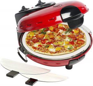 four à pizza électrique Bestron Viva Italia avantages